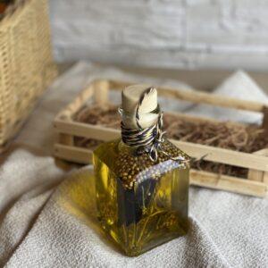 Spiced oil